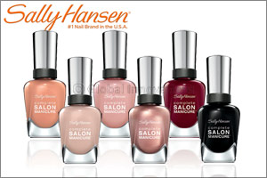 Tap Into Runway Trends on Your Tips: Sally Hansen Complete Salon Manicure™ Nail Polish