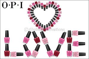 For the love of OPI!