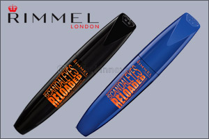 Rimmel London Introduces New ScandalEyes Reloaded Mascara Extreme Black & Waterproof