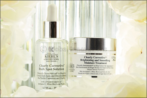 Kiehls Clearly Corrective Brightening and Smoothing Moisture Treatment