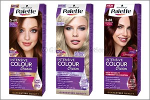 Enjoy radiant intense colour and shine with Palette
