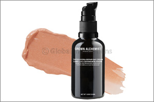 Hydrate, repair & glow with the NEW Tinted Hydra-Repair Day Cream from Grown Alchemist