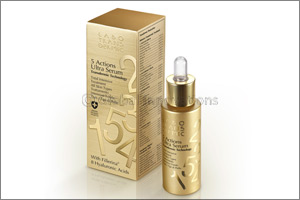 Introducing Labo Transdermics Powerful one of a kind 5 Actions Ultra Serum