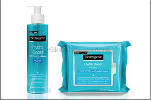 The ultimate cleansing duo from Neutrogenas® Hydro Boost Range