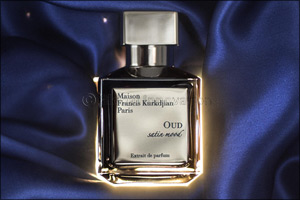 Maison Francis Kurkdjian Enchants Robinsons With His New Fragance Oud Satin Mood Extrait De Parfum