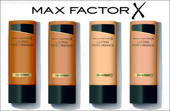Max Factor: A Flawless Finish That Lasts