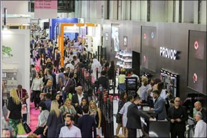 Beautyworld Middle East 2017 Concludes in Spectacular Style Attracting 42,012 Visitors From 135 Countries in Dubai