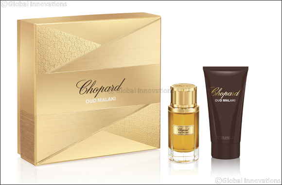 Chopard Oud Malaki + Happy Spirit Limited Edition Ramadan Sets
