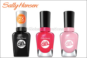 SALLY HANSEN Nail Trend Report SUMMER BRIGHT!