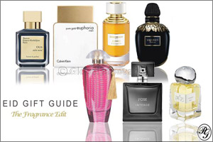 Paris Gallerys Eid Gift Guide: The Fragrance Edit