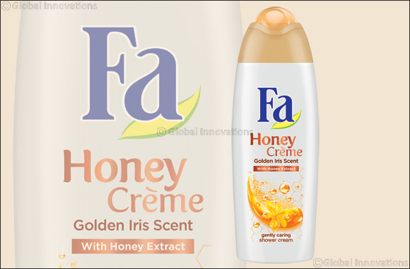 Fa Honey Creme: Indulgent care with precious honey extract and sensual fragrance