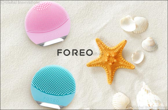 FOREO - Knight in silicone armour