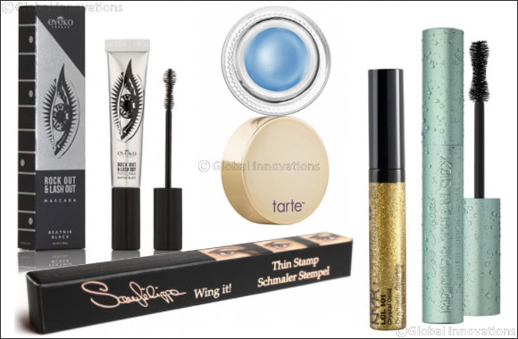 Glamazle.com promises customers the perfect wings with its assortment of eyeliners and mascaras