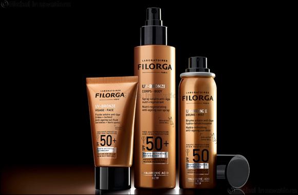 Filorga Launches UV-Bronze High Protection Sun Care Range