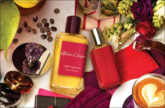 Atelier Cologne launches its new Café Tuberosa from Atelier Absolue