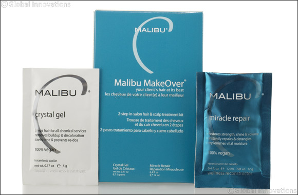 Introducing Malibu C and its Packets of Purity