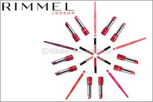 Rimmel Lip Squad: Matte & Strobe