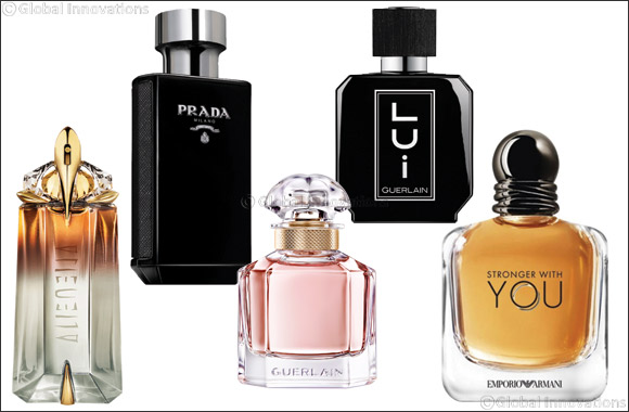 In The Spotlight at Paris Gallery - The Fragrance Edit