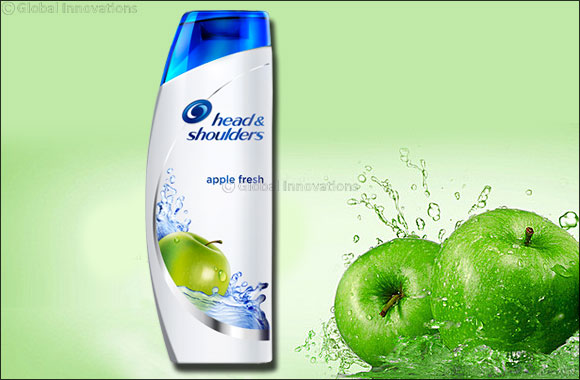 New Season Haircare Must-Have: Head & Shoulders Invigorating Apple Fresh Range