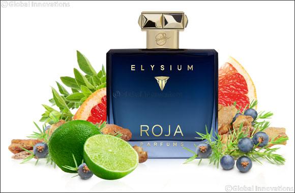 Roja Parfums ELYSIUM - Now available at Paris Gallery in UAE
