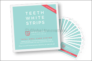 Achieve whiter teeth at home with Spotlight Teeth White Strips