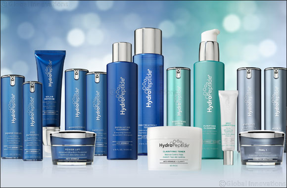 HydroPeptide Anti-Aging Skin Care Launches in UAE
