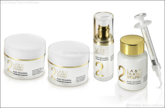 Target Face, Neck and Décolletage Wrinkles With Labo Transdermic's Anti Wrinkle Range