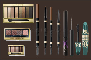 Master the Art of Brow Contouring and Perfect the Smudged Smokey Eye Look with Max Factors Eye Studio