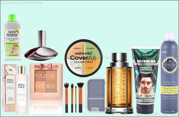 GlamBeaute.com Launches in the UAE with an exceptional portfolio of beauty and wellness brands