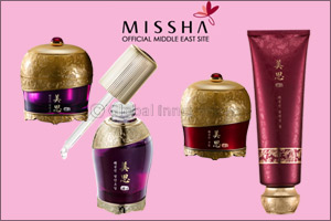 Discover the MISA Cho Gong Jin Oriental and Herbal Skincare Range from Missha