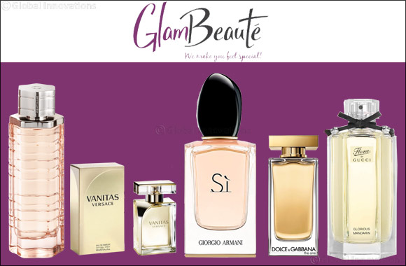Top Perfume Picks for Mother's Day  @ Glambeaute.com