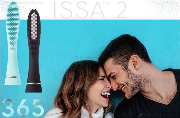 Meet the ISSA 2 FOREO's New Generation Revolutionary Toothbrush
