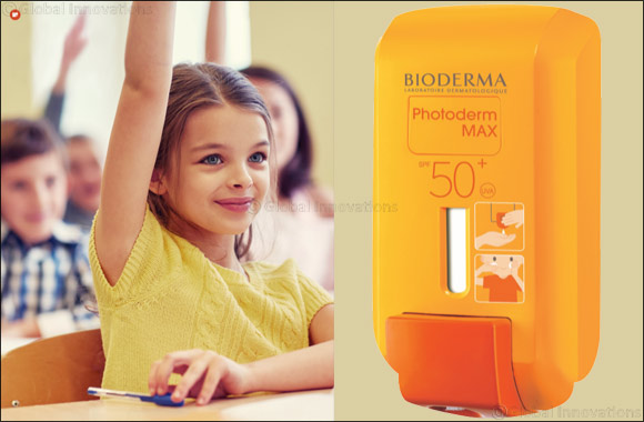Emirates Dermatology Society launches Sun Protection Campaign for Children in cooperation with BIODERMA in the UAE on the occasion of Emirati Children's Day