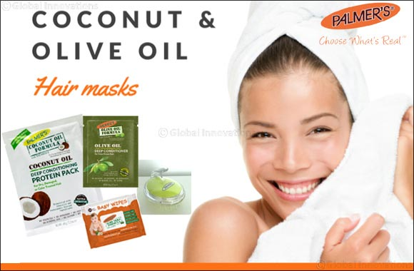 Coconut and Olive Hair Masks