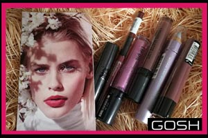 Lip Stick to my Heart - GOSH New Collections