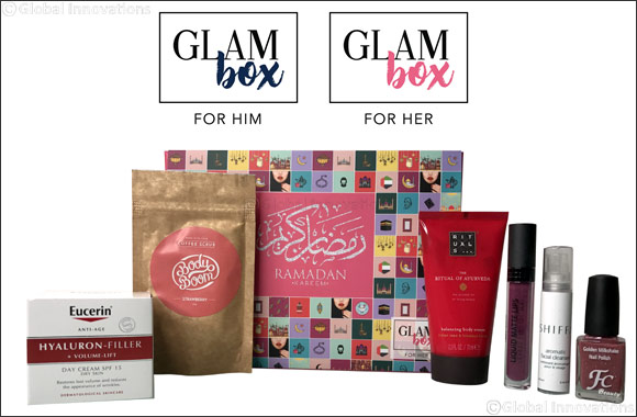 GlamBox ME's 'Arabian Nights' Edition for Ramadan and a Sneak Peek into its June EID Specials