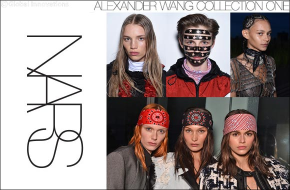 NARS Beauty Report: Alexander Wang Collection One 2018
