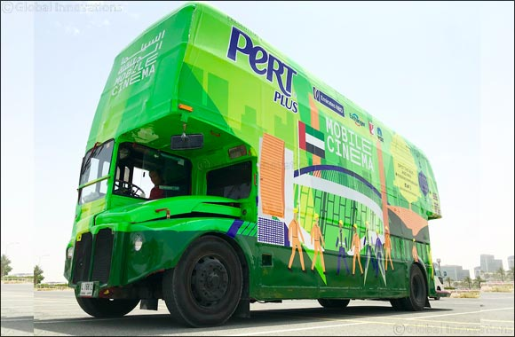 All Abroad… Mobile Cinema Bus presented by Pert Plus