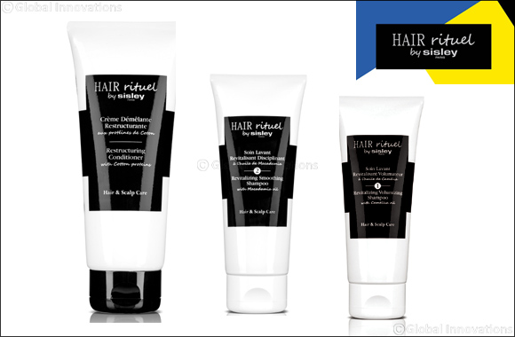 Hair Rituel by Sisley Now available at Paris Gallery