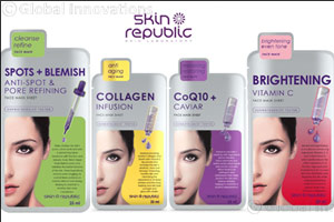 Treat Your Skin this Summer with  Skin Republics Refreshing Face Masks