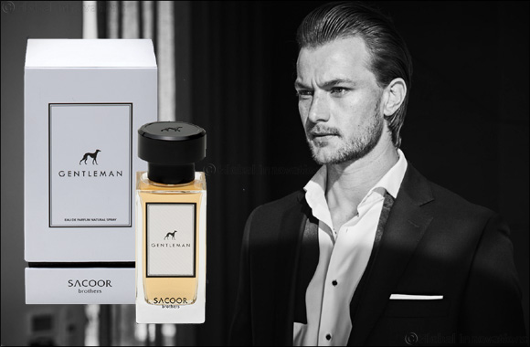"Sacoor Brothers launches FIRST ever Fragrance ""GENTLEMAN"""