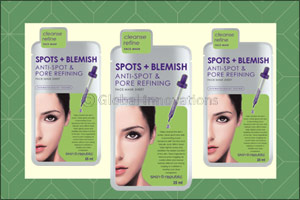 Treat Adult Acne with Skin Republics Anti-Spot & Pore Refining Mask
