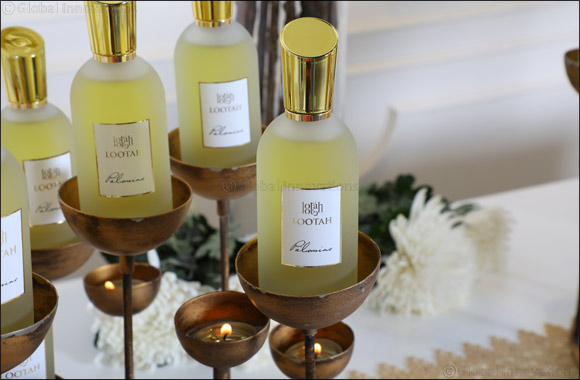 Create unforgettable memories and discover exquisite fragrances with the Wedding Perfumery Station by LOOTAH