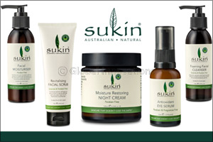 Australias No. 1 Natural Skincare Brand* Sukin Skincare Launches in the UAE