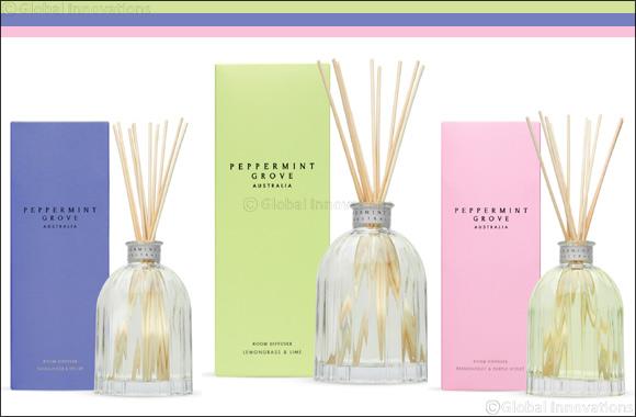 Introducing Home Fragrance at Robinsons, Dubai Festival City