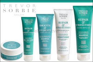 Trevor Sorbie Range Relaunches in the UAE