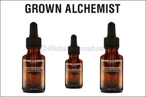 Get instantly firm and hydrated skin with Grown Alchemists new Instant Smoothing Serum