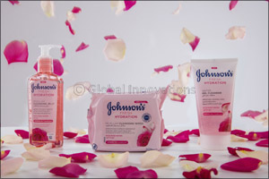 Johnsons launches Fresh Hydration Range � Cleansed, hydrated skin in just #OneSwipe