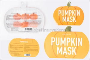 Trick Or Treat With Kocostars Limited Edition Pumpkin Mask