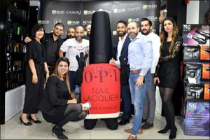 Leading Professional Beauty industrys Supplier, distributor, manufacturer & retailer celebrating the Launching of the professional showroom in Dubai located in heart of Deira
